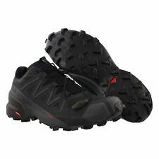Salomon speedcross 5 - Men's Trail Running Shoes Black New!