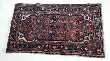 Tapis ancien - Belles couleurs - Bon état - 120 x 70 cm
