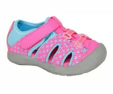 GARANIMALS Pink Sports Sandals Toddler Girls Size 6
