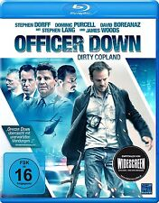 Officer Down - Dirty Copland  < BluRay > Neu/OVP 34/15-17