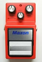 Maxon CP9 Pro+ Compressor Limiter Guitar Effect Pedal MIJ #1 with Box DHL or EMS