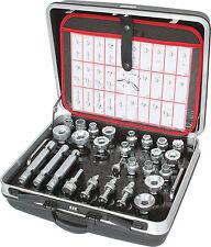 CYCLUS TOOLS snap.in Werkzeugkoffer mit Klemmbrett snap.in Werkzeugen und Halter