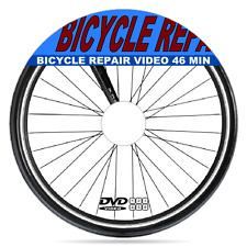 How to REPAIR YOUR BICYCLE, Mountain BIKE Guide DVD + CD
