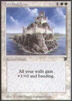 1x Fortified Area MTG Legends NM Magic Regular