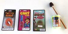 Deluxe PRACTICAL JOKE SET 5 Prank Kit Fart Putty Dog Doo #2 Crap Pencil Gas
