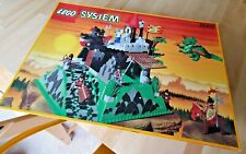 LEGO Castle Fire Breathing Fortress (6082) 100% Complete inc. box and inners