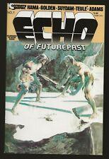 Echo of Futurepast #1 (1984, Continuity) Neal Adams [c&s] Hama, Suydam, etc