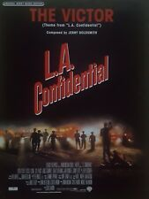 "Jerry Goldsmith: The Victor from ""L.A. Confidential"" (Piano Sheet Music) - MINT!"