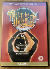 Tales Of The Unexpected Volume 2 (DVD 2000) Four Classic Episodes| Free UK P&P