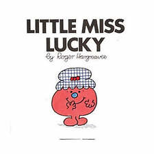 Little Miss Lucky (Little Miss Library), Hargreaves, Roger, Very Good Book