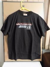 Dale Earnhardt DEI Logo  Seven-Time Winston Cup Champion T-Shirt  [L]