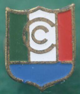 Colombia Cristal Caldas Manizales FC Football Enamel Pin Badge Calcio Distintivo