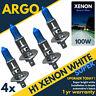 4 X H1 100w Super Blanc Xenon Tête Ampoules Ultra Puissance Brillant Hid 12v