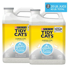 Cats Clumping Litter Purina Tidy with Glade Twin Pack (20 lb., 2 ct.)