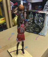 "#23 MJ McFarlane Michael Jordan 1998 NBA Finals Winning Last Shot 8"" Figure"