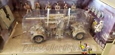 FORCES OF VALOR 801008B Battle of EL Alamein 1942 FlaK 36 sd. 202 Tow Vehicle