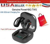 HBQ PRO TWS True Wireless Earphone Bluetooth 5.0 Stereo Waterproof ear hook IPX7