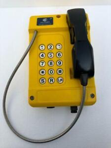 GAI-TRONICS 620-B221422122A COMMANDER 15BUTTON WEATHER RESISTANT TELEPHONE #3