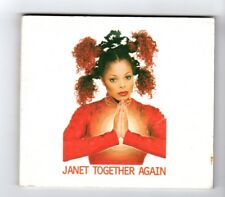 (IE452) Janet Jackson, Together Again - 1997 CD