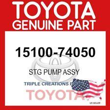 1510074050 GENUINE Toyota PUMP ASSY,OIL 3SFE 15100-74050