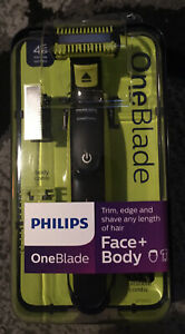 Philips One Blade - Face & Body - New & Boxed- 45 Minutes Run Time