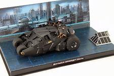 DC Batman Automobilia Collection #3 Batmobile Batman Begins 2005 schwarz 1:43
