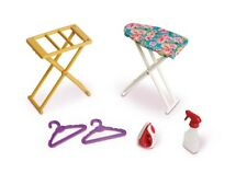 Doll House Accessories Ironing Play Set Fits 18 in My Life & American Girl Size