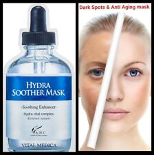 Hydra Soother Korean Cellulose Mask Anti Aging Firming Glowing Skin Face Mask
