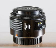 Minolta Maxxum 50mm F1.4 AF Prime Lens.  Sony Alpha   Tested/Guaranteed!