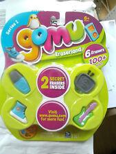 GOMU ERASERLAND 6 x erasers set