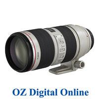 New Canon 70-200mm f/2.8 L IS II USM EF Lens 70-200 F2.8 II 1 Yr Au Wty