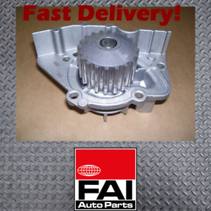 FAI Water pump fits Peugeot XUD9 XUD9TE 306 N5 405 D70