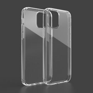 Silicone Soft Back Cover for iPhone 11 12 Pro XS Max SE XR 8 7 Case Fastshipping