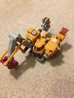 Transformers Longrack Figure Digger Cybertron Robot In Disguise RID Hasbro 2005