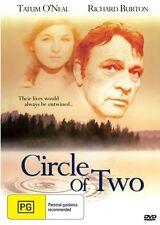 CIRCLE OF TWO - RICHARD BURTON - RARE NEW & SEALED DVD