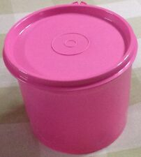 Tupperware-Store All Canister- 600 ml Capacity-Pink- New