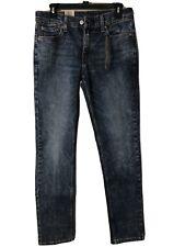 New Levi's Men's 511  Medium Blue Slim Fit Denim Jeans Size 30x32