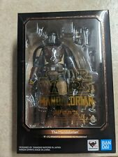 Bandai S.H Figuarts Star Wars : The Mandalorian Tamashii Nation Brand New