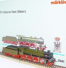Marklin DIGITAL AC HO IMPERIAL COURT S10 STEAM LOCOMOTIVE EMPEROR WILHELM II MIB