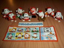KINDERINO SPORT COMPLETE SET WITH ALL PAPERS KINDER SURPRISE 2014