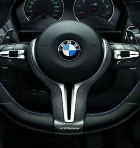 BMW M Performance Abdeckung Lenkrad Carbon steering wheel trim 32302413480 M2
