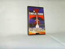 The Templar Throne by Paul Christopher Audio Book