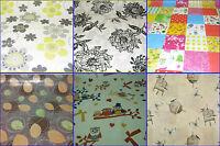 Vinyl PVC Tablecloth - Easy Wipe Clean Patio Oilcloth 140cm Wide