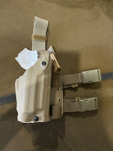 Safariland 6004 SLS Tactical Holster - BERETTA M9 92 96 with M3X Light
