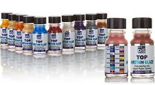 DENTAL Lab Product - TOP AIRSTAIN GLAZE - 1 Acrylic Stain 10ml Select your color