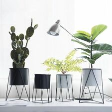 Metal Flowerpot Modern Iron Flower Rack Indoor Decoration Plant Pot Holders
