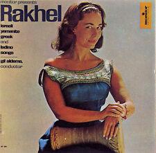 Rakhel - Israeli Yemenite Ladino Arabic & Greek Songs [New CD]