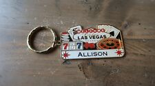 Welcome to Las Vegas Allison Keychain Key Chain