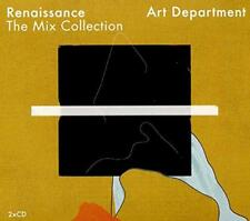 Renaissance The Mix Collection: Art Department - Various Artists (NEW 2CD)