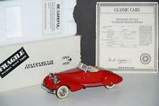 New ListingDanbury Mint 1934 Packard V-12 LaBaron Speedster - Title - Box - 1:24